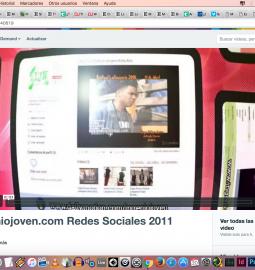 Promo Ingeniojoven.com Redes Sociales 2011