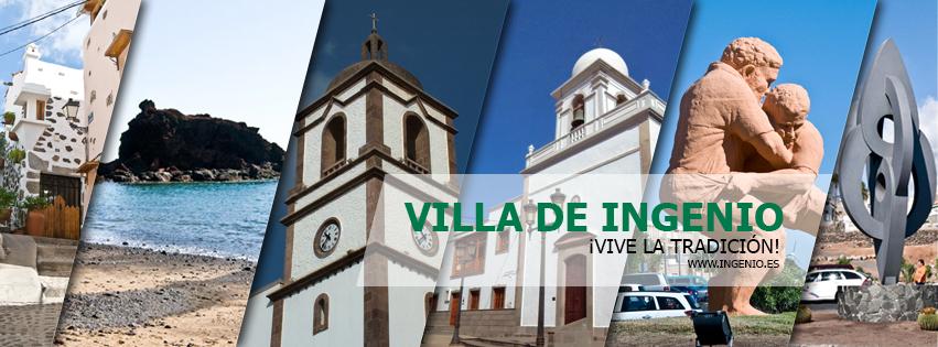 Facebook Villa de Ingenio Septiembre 2015