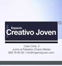 Promo TV Video Espacio Creativo Joven Ingeniojoven.com 2016