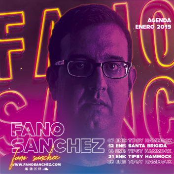 Cartel-Fano-Sanchez-Agenda-Enero-2019-Instagram-web