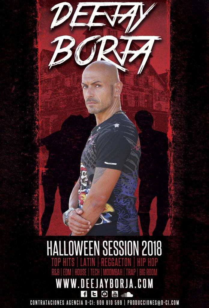 Cover-Deejay-Borja-Set-Halloween-Octubre-2018