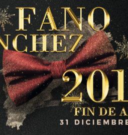 Facebook Fano Sánchez Fin de Año Moya Diciembre 2018