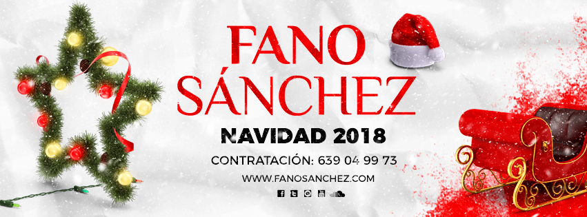 Fano Sánchez Facebook Diciembre 2018