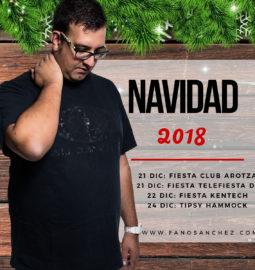 Redes Sociales Fano Sánchez Navidad Diciembre 2018 3