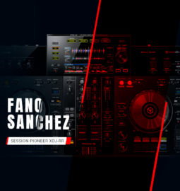 Soundcloud Fano Sanchez Session Pioneer XDJ-RR