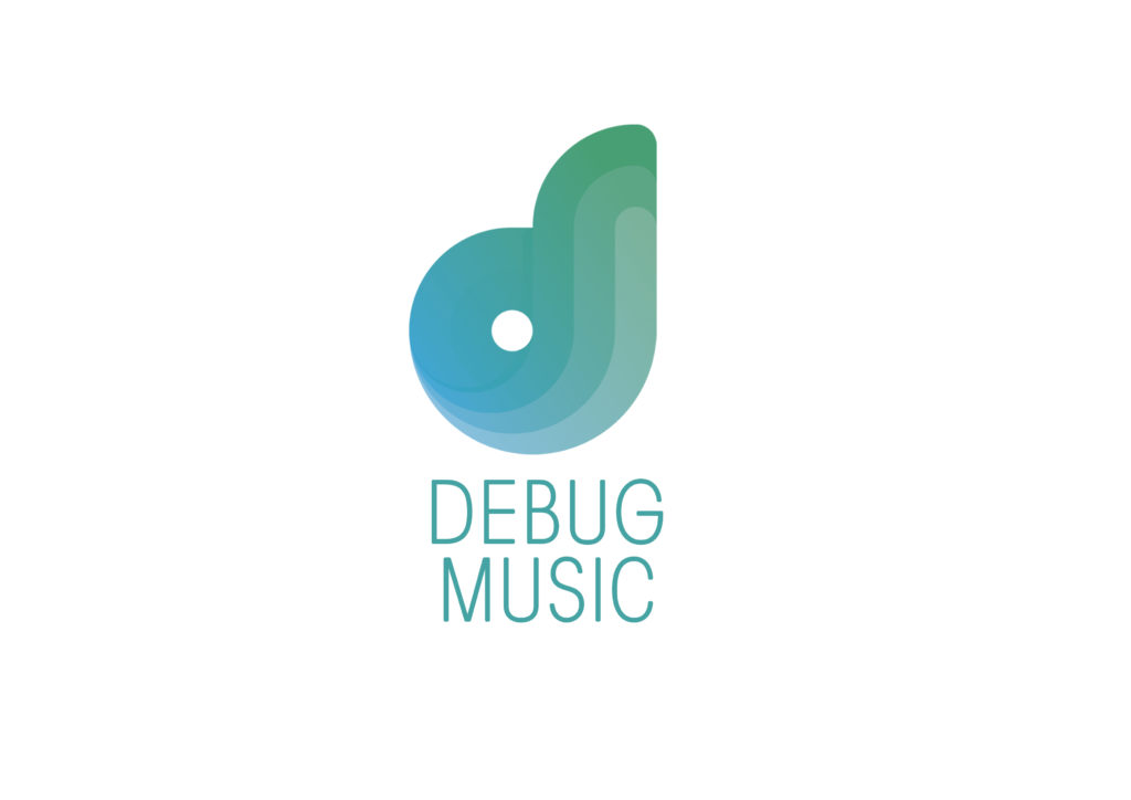 Logo Debug Music Definitivo